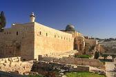 The al-Aqsa Mosque — Stock Photo