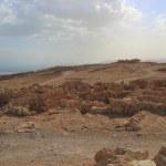The Judean Desert — Stock Photo #1990179