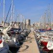 The old port of Marseille — Stock Photo #1991239