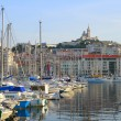 The old port of Marseille — Stock Photo #1991525
