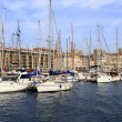 The old port of Marseille — Stock Photo