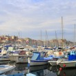 The old port of Marseille - Stock Photo