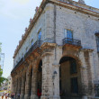 Stock Photo: Fort in Old Havana