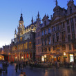 The Grand Place - Stock Photo