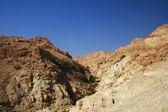 The Judean Desert — Stock Photo