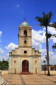 The Church of Vinales — Stock Photo