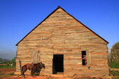 A barn in the Vinales Valley — Stock Photo