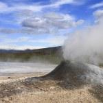 Geothermal area Hveravellir — Stock Photo
