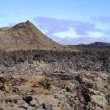 Stock Photo: the lava field of leirhnjukur