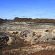the lava field of leirhnjukur — Stock Photo #2022803
