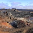 The lava field of Leirhnjukur — Stock Photo #2022808