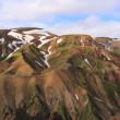 Landmannalaugar - Stock Photo