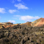 Landmannalaugar — Stock Photo