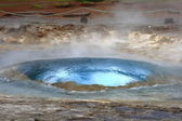 The Strokkur — Stock Photo