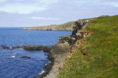 格里姆塞岛的岛屿位于北极圈上 — 图库照片