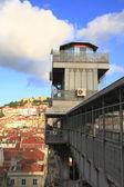 L'ascenseur de santa justa — Photo