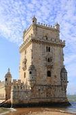 The Torre de Belém — Stock Photo