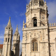 The Mosteiro dos Jeronimos — Stock Photo #2030183