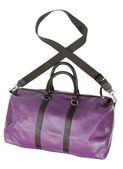 Violet Road bag — Stock Photo
