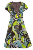 Women's summer dress — Stock Photo