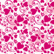 Heart wallpaper — Vettoriale Stock #2031228