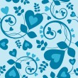 Royalty-Free Stock Vector Image: Heart wallpaper