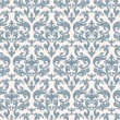 Royalty-Free Stock Векторное изображение: Floral wallpaper