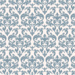 Royalty-Free Stock Imagen vectorial: Floral wallpaper