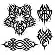 Tribal_tattoo — Stock Vector