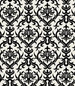 Bloemen wallpaper — Stockvector