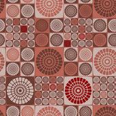 Geometrical wallpaper — Stock Vector