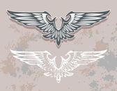 Vleugels — Stockvector