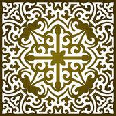 племенной орнамент — Cтоковый вектор