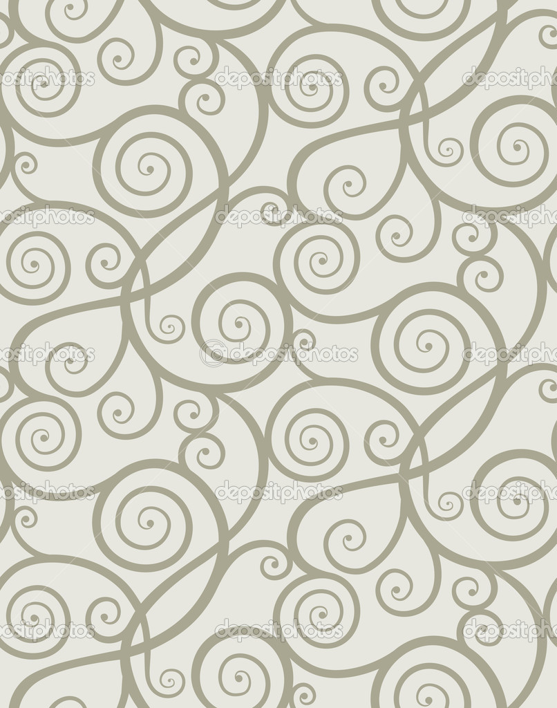 Papel de parede floral vetor de stock sanyal 2031084 for Papel pared moderno