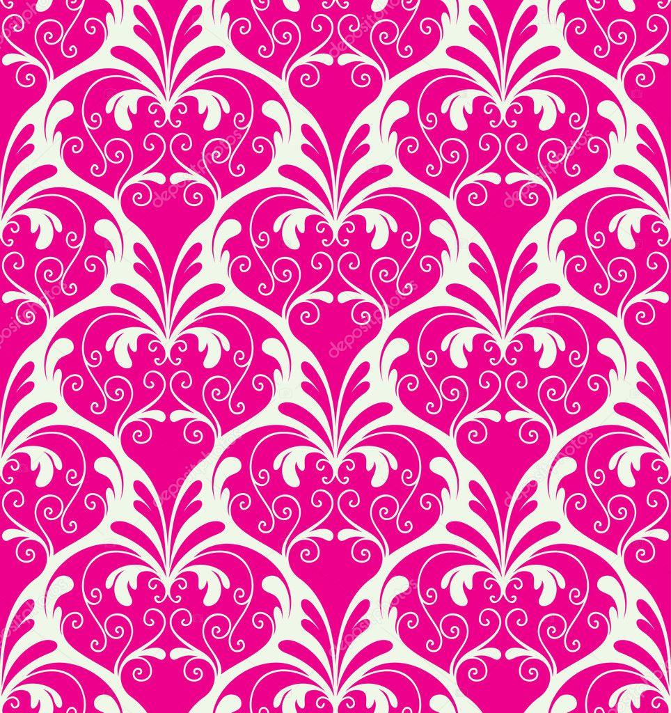 Fondo de pantalla de flores \u2014 Archivo Imágenes Vectoriales 2031542