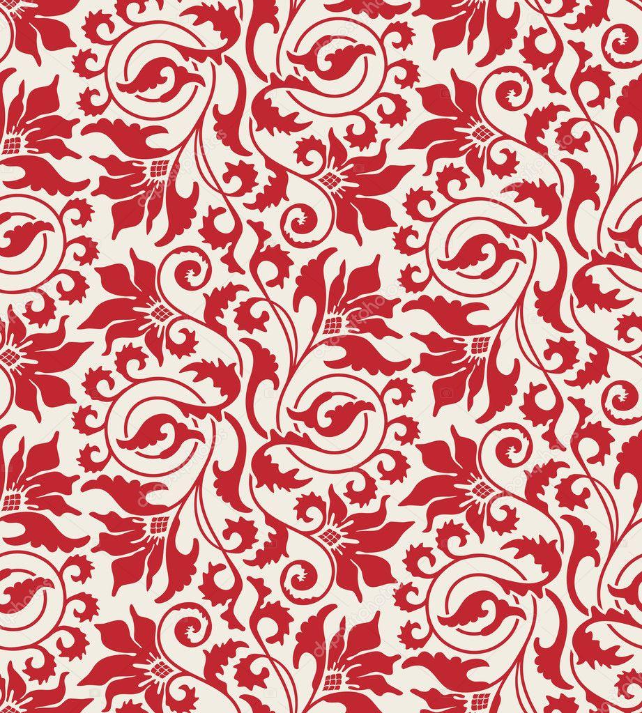 Fondo de pantalla de flores \u2014 Archivo Imágenes Vectoriales 2032019