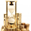 Royalty-Free Stock Photo: Hourglass