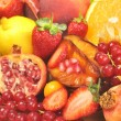 Fresh fruits - Stock fotografie