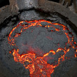 Royalty-Free Stock Photo: Molten hot steel