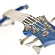 Electric Bass Guitar — Stock Photo