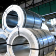 Rolls of steel sheet — Stock Photo #2041451