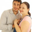 Happy man and woman — Stock Photo #2227529