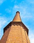Vecchio edificio di industria — Foto Stock