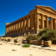 Royalty-Free Stock Photo: Agrigento Temple valley