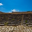 Ancient Theater in Palazzollo - Stock Photo
