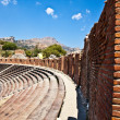 Royalty-Free Stock Photo: Ancient Theater in Taormina