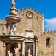 Taormina Church - Stock Photo