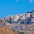 Royalty-Free Stock Photo: Taormina panorama