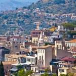 Постер, плакат: Taormina panorama