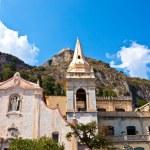 Taormina Church — Stock Photo